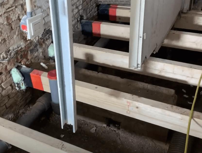 Nieuwe vloer aanleggen